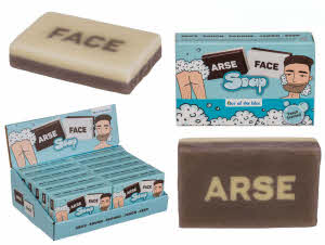 arse-face-soap